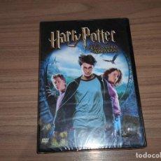 Cine: HARRY POTTER Y EL PRISIONERO DE AZKABAN DVD WARNER NUEVA PRECINTADA. Lote 231562750