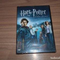 Cine: HARRY POTTER Y EL CALIZ DE FUEGO DVD WARNER NUEVA PRECINTADA. Lote 237170280