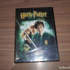 Cine: HARRY POTTER Y LA CAMARA SECRETA DVD WARNER NUEVA PRECINTADA. Lote 237170255