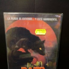 Cine: RATS DVD. Lote 142458725