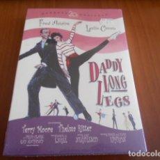 Cine: DVD-DADDY LONG LEGS-PRECINTADO. Lote 142541262