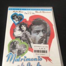 Cine: ( A17 ) MATRIMONIO A LA ITALIANA - SOPHIA LOREN ( DVD NUEVO PRECINTADO ). Lote 142643657