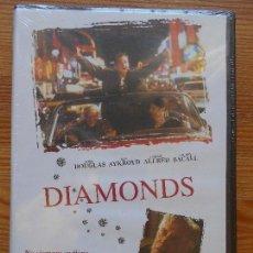 Cine: DVD DIAMONDS - KIRK DOUGLAS - NUEVA, PRECINTADA (P5). Lote 142701434