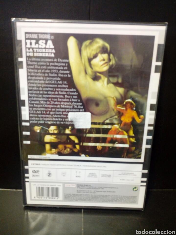 Cine: Ilsa la Tigresa de Siberia DVD - Foto 2 - 142754176
