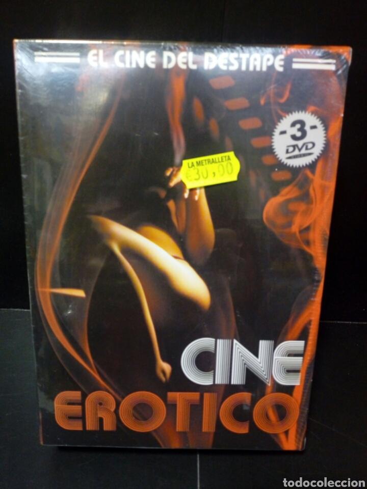 CINE ERÓTICO ROCKY I EL SEMENTAL -LA HISTORIA DE JO- ENFERMERAS DE LUJO DVD (Cine - Películas - DVD)