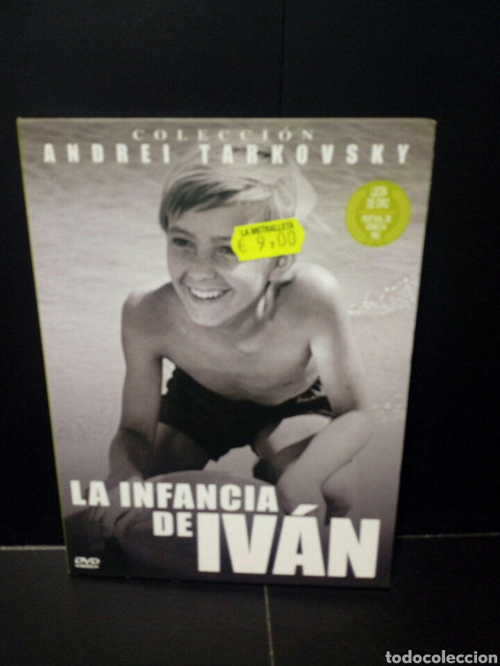 LA INFANCIA DE IVÁN DVD (Cine - Películas - DVD)