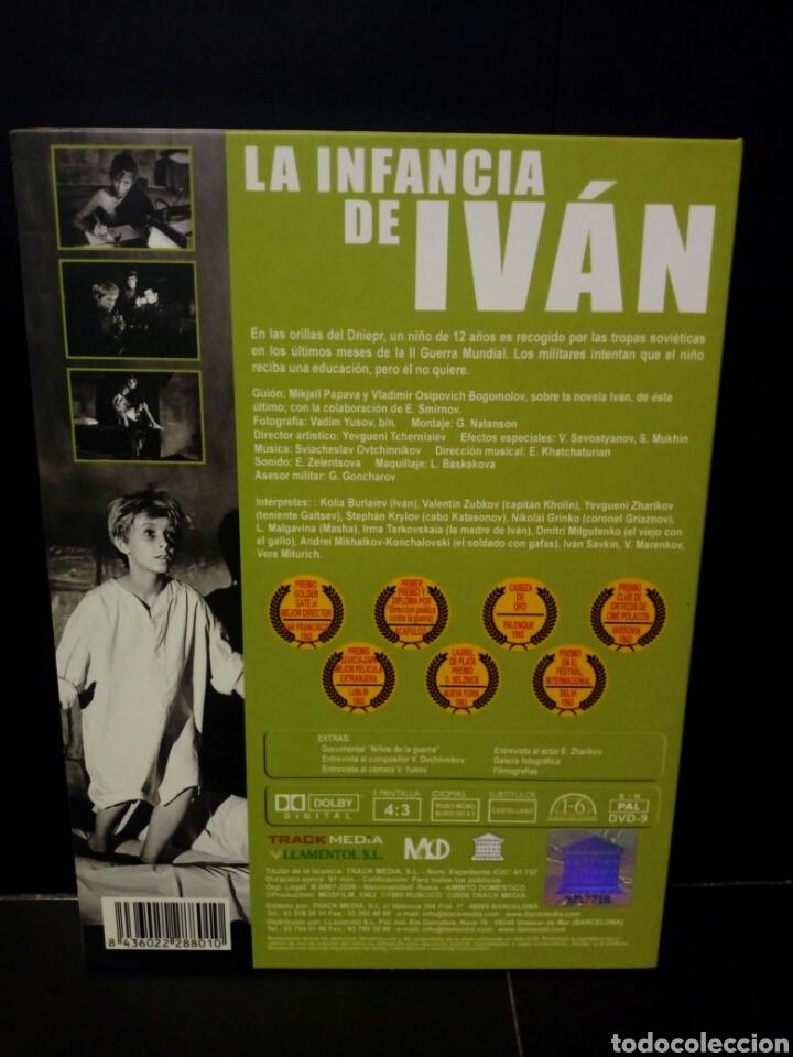 Cine: La infancia de Iván DVD - Foto 2 - 142757158
