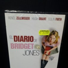 Cine: EL DIARIO DE BRIDGET JONES DVD. Lote 142758562