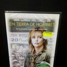 Cine: EN TIERRA DE HOMBRES DVD. Lote 142758970