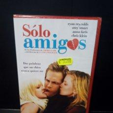Cine: SOLO AMIGOS DVD. Lote 142759366