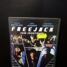 Cine: FREEJACK DVD. Lote 142759634