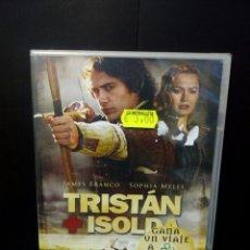 Cine: TRISTAN + ISOLDA DVD. Lote 142759708