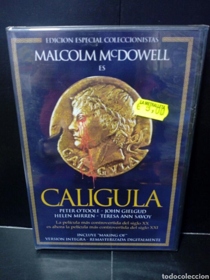 CALÍGULA DVD (Cine - Películas - DVD)