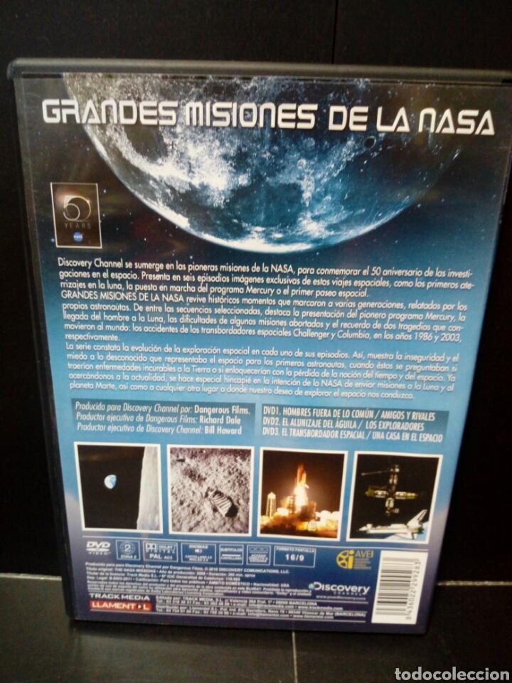 Cine: Grandes misiones de la NASA DVD - Foto 2 - 142759888