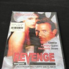 Cine: ( A21 ) REVENGE - KEVIN COSTNER ( DVD NUEVO PRECINTADO ). Lote 142848326