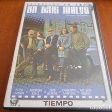 Cine: DVD-UN TAXI MALVA-PRECINTADO. Lote 142869426