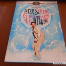 Cine: DVD EL GUATEQUE-PETER SELLERS. Lote 176177478