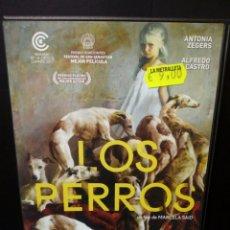 Cine: LOS PERROS DVD. Lote 142951422