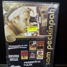 Cine: SAM PECKINPAH DVD. Lote 142951621