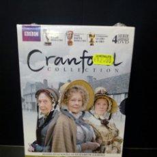 Cine: CRANFORG COLLECTION DVD. Lote 142951805