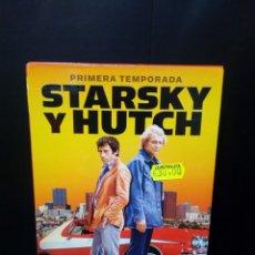 Cine: STARSKY Y HUTCH- PRIMERA TEMPORADA DVD. Lote 142951993
