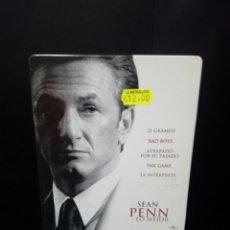 Cine: SEAN PENN LO MEJOR DVD. Lote 142952458