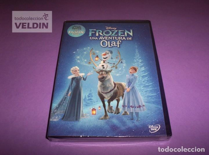 Una Olaf Y De Aventura Nuevo Disney Dvd Precintado Frozen 2IEDbW9YeH