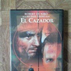 Cine: EL CAZADOR - DIR. MICHAEL CIMINO - CON ROBERT DE NIRO - PRECINTADA. Lote 143124630