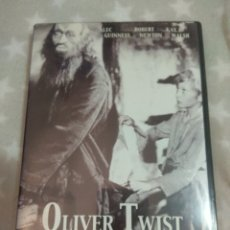 Cine: DVD. OLIVER TWIST. DAVID LEAN. CON ALEC GUINNESS.. Lote 143163734
