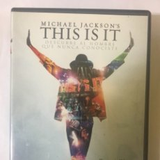 Cine: THIS IT IS DVD. Lote 133426999
