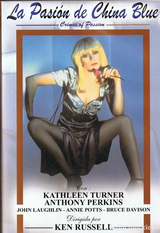 LA PASIÓN DE CHINA BLUE KATHLEEN TURNER (Cine - Películas - DVD)