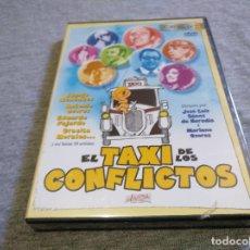 Cine: EL TAXI DE LOS CONFLICTOS DVD NUEVO PRECINTADO. Lote 143282558