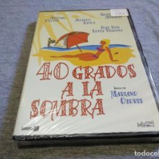 Cine: 40 GRADOS A LA SOMBRA DVD NUEVO PRECINTADO. Lote 143282822