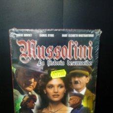 Cine - Mussolini la historia desconocida DVD - 143311978