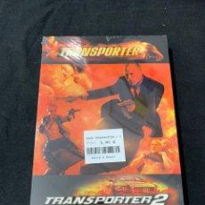Cine: ( A30 ) PACK TRANSPORTER Y TRANSPORTER 2 ( DVD NUEVO PRECINTADO ). Lote 143379880