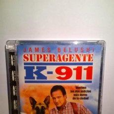 Cine: SUPERAGENTE K-911 JAMES BELUSHI . Lote 143492290