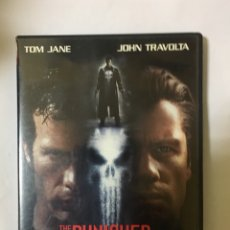 Cine: THE PUNISHER DVD. Lote 143494269