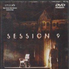 Cine: SESSION 9. DVD-4821. Lote 143499486