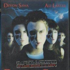 Cine: DESTINO FINAL. NOS VEREMOS PRONTO. DVD-4822. Lote 143500470