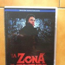 Cine: DVD LA ZONA MUERTA EICION ESPECIAL REMASTERIZADA - DAVID CRONENBERG MARTIN SHEEN CHRISTOPHER WALKEN. Lote 143500630