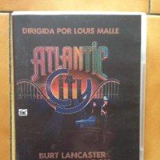 Cine: DVD ATLANTIC CITY DE LOUIS MALLE CON SUSAN SARANDON BURT LANCASTER. Lote 143501598