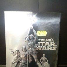 Cine: STAR WARS - TRILOGÍA DVD. Lote 143584180