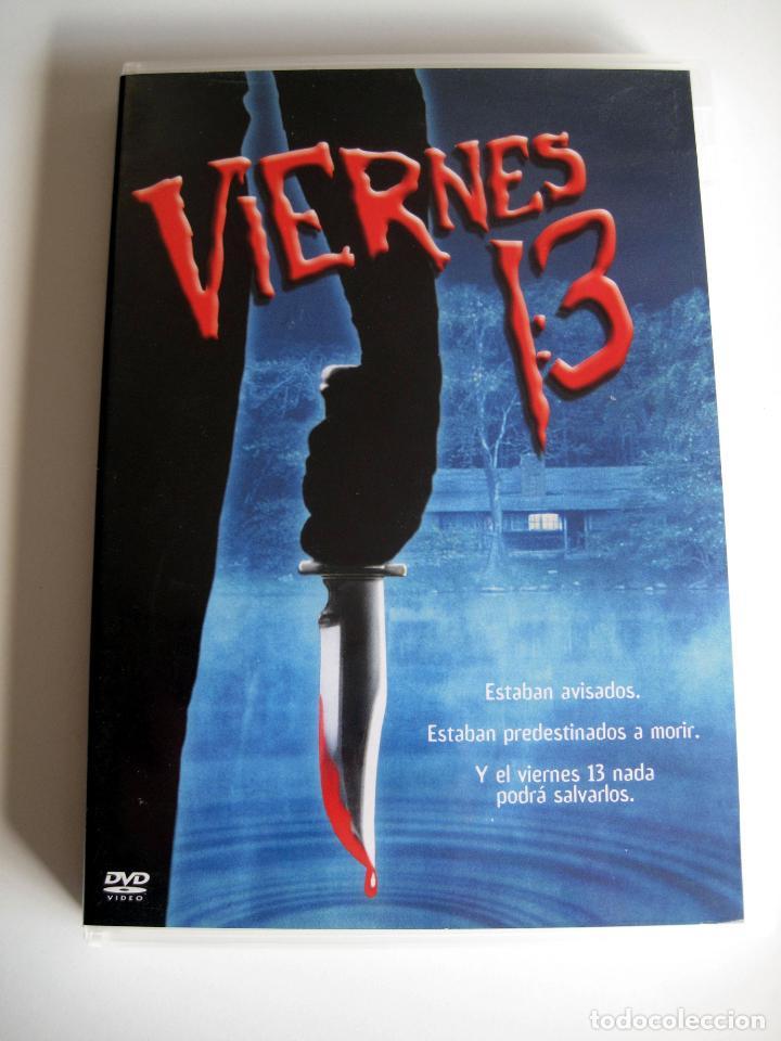 VIERNES 13 (FRIDAY THE 13TH) • DVD (Cine - Películas - DVD)