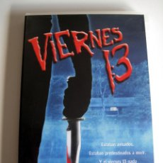 Cine: VIERNES 13 (FRIDAY THE 13TH) • DVD. Lote 143599426