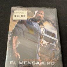 Cine: ( A34 ) EL MENSAJERO - DWAYNE JOHNSON ( DVD NUEVO PRECINTADO ). Lote 143688949