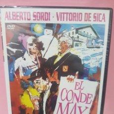 Cine: EL CONDE MAX DVD -PRECINTADO-. Lote 143709862