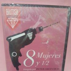Cine: 8 MUJERES Y 1/2 DVD -PRECINTADO-. Lote 143710142