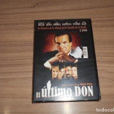 Cine: EL ULTIMO DON EDICION ESPECIAL 2 DVD 151 MIN. JOE MANTEGNA NUEVA PRECINTADA. Lote 190338875