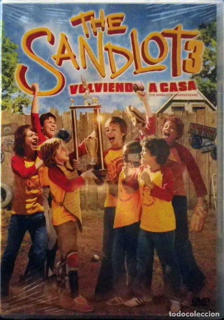 TODODVD: Precintado  The Sandlot 3 / Nuestra pandilla 3 (Danny Nucci, Luke  Perry, Keanu Pires)