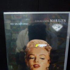 Cinema: RÍO SIN RETORNO DVD. Lote 143778305